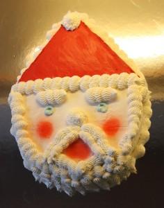Julemandskage